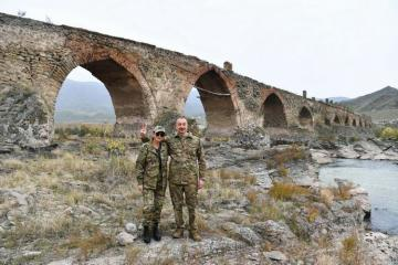 President and First Lady visited liberated Jabrail region - [color=red]VIDEO[/color]  - [color=red]UPDATED[/color]