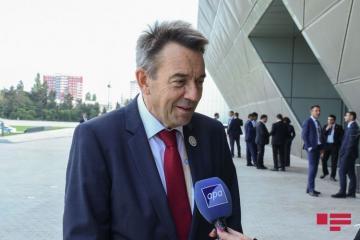 Президент МККК: Надеюсь, что российские миротворцы помогут обеспечить безопасность в Нагорном Карабахе