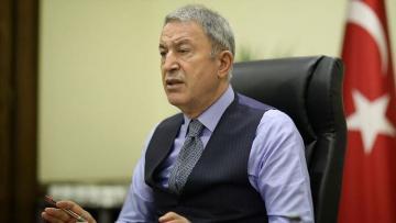 Хулуси Акар: Диалог с Россией по Карабаху продолжается