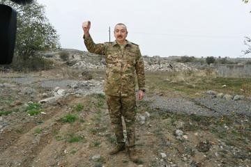 """President Ilham Aliyev: """"Operation to liberate Shusha from occupation will have a special place in the world military history"""""""