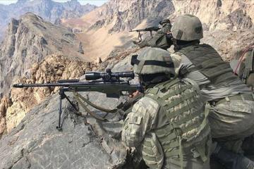 Türkiyə Ordusunun iki əsgəri şəhid olub, biri isə yaralanıb