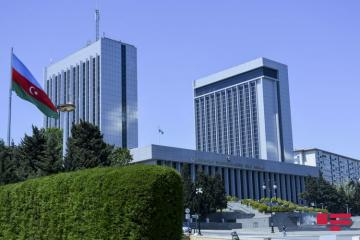 Agenda of meeting of Azerbaijani Parliament scheduled for tomorrow changed