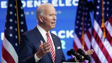 Байден может подать иск к администрации США в связи с непризнанием его победы на выборах