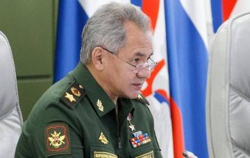 Шойгу заявил, что Россия намерена не допустить дальнейшего кровопролития в Карабахе