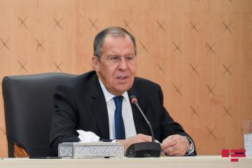Лавров: Мы высоко оценили позицию Азербайджана в поддержку заявления от 9 ноября