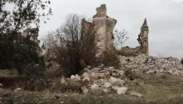 Минобороны Турции: Убийца детей - Армения сожгла и разрушила всё, оставляя Агдам - [color=red]ВИДЕО[/color]