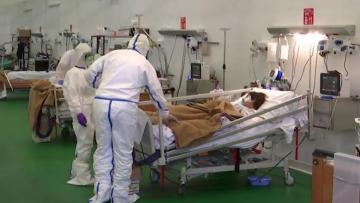 В мире за сутки зарегистрировано более 604 тыс. случаев заражения коронавирусом