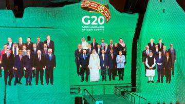 Лидеры G20 обязались справедливо распределить вакцины от COVID-19