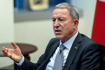 Хулуси Акар: Некоторые проблемы бросили тень на турецко-американские отношения