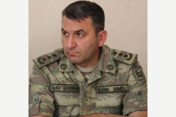Korpus komandirinin müavini, polkovnik Babək Səmidli şəhid olub