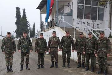 Local structures of the Azerbaijani MES State Fire Control Service are launched in the territories liberated from occupation