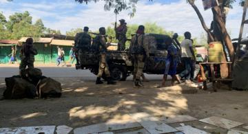 Правительство Эфиопии дало мятежникам 72 часа чтобы сдаться властям