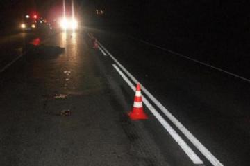 В Хачмазе грузовик сбил насмерть сотрудника полиции