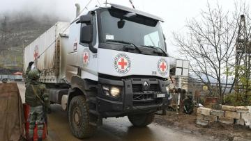 Красный Крест планирует увеличить присутствие в Карабахе