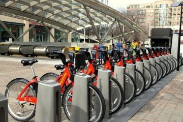 В Баку может быть применена система аренды велосипедов и скутеров