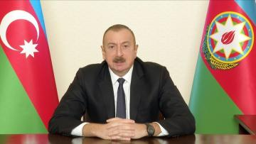 Azerbaijani President addressed nation - UPDATED