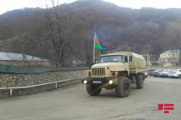 Azərbaycan Ordusunun Kəlbəcərə daxil olacağı istiqamətlər müəyyən olunub - [color=red]FOTO[/color] - [color=red]VİDEO[/color]