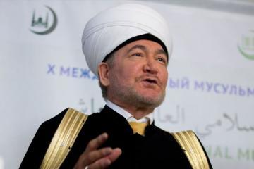 Ravil Qaynutdin Prezident İlham Əliyevə məktub ünvanlayıb