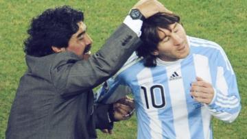 """Lionel Messi: """"Dieqo əbədidir"""""""