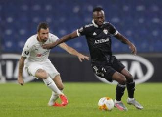 """""""Qarabağ"""" avrokubokda mərhələ adlamaq şansını itirib"""