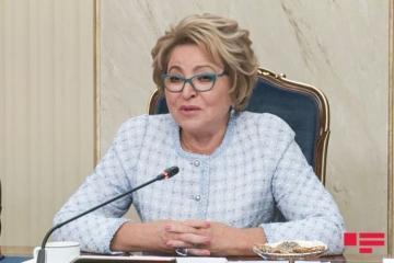Матвиенко: Страны СНГ одними из первых получат российскую вакцину от COVID-19