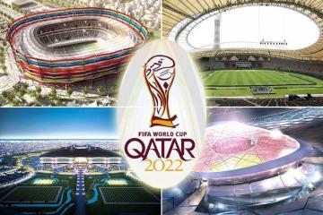 В УЕФА утвердили корзины для жеребьёвки отбора на ЧМ-2022