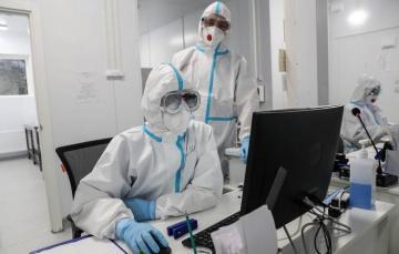 Коронавирусом во Франции заразились более 2,2 млн человек
