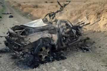 ANAMA: Погибшие в Физули 4 гражданских лиц подорвались на двух противотанковых минах - [color=red]ФОТО[/color]