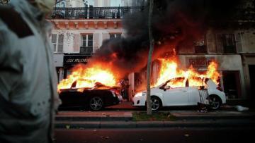 Более 130 тысяч человек вышли на акции протеста во Франции