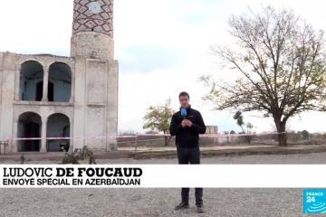 Репортаж France-24 из Агдама: Порой его называют «Хиросимой Кавказа»