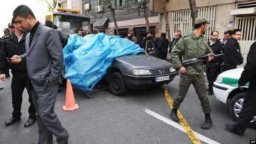 İranın nüvə alimi uzaqdan idarə olunan silahla öldürülüb