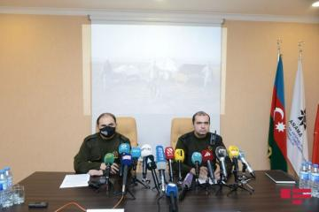 ANAMA: 727 UXOs, 4,330 anti-personnel mines and 1,110 anti-tank mines detected since Sept 27