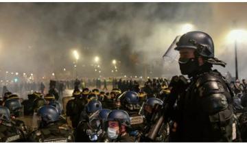 Fransada etiraz aksiyaları zamanı 100-ə yaxın polis əməkdaşı xəsarət alıb - [color=red]VİDEO[/color]