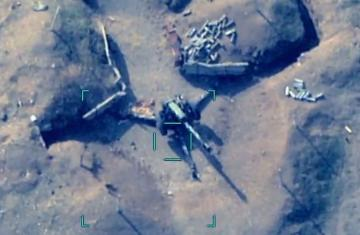 Enemy artillery pieces have been destructed - [color=red]VIDEO[/color]