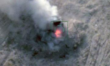 Уничтожено восемь вражеских реактивных систем залпового огня «Град»  - [color=red]ВИДЕО[/color]