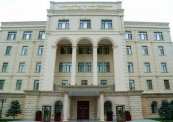 MoD: Azerbaijani army strikes only military facilities