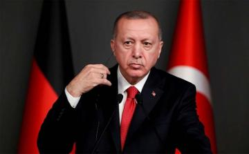 "Turkish President: ""Behavior demonstrated today by those who remained deaf, blind and dumb during the occupation of Karabakh today is hypocrisy"""