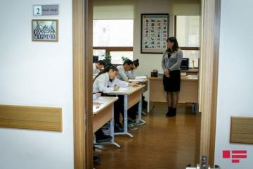 С сегодняшнего дня начались очные занятия учащихся V-IX классов