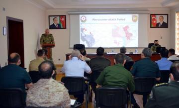 В Управлении международного военного сотрудничества Минобороны состоялся очередной брифинг - [color=red]ВИДЕО[/color]