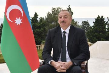 """Azərbaycan Prezidenti: """"Biz öz torpaqlarımıza geri qayıdacağıq"""""""