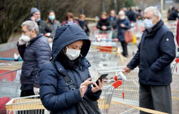 ВОЗ: каждую неделю число заразившихся коронавирусом в мире увеличивается на 2 млн