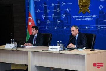 За незаконную экономическую деятельность на оккупированных территориях Азербайджана 12 человек объявлены в международный розыск