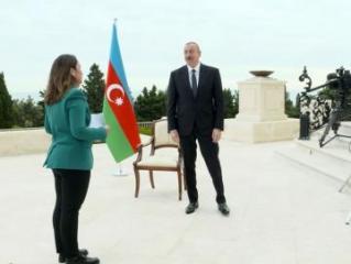 Президент Ильхам Алиев: Армения не хочет мира, они хотят навсегда оставить наши земли под оккупацией