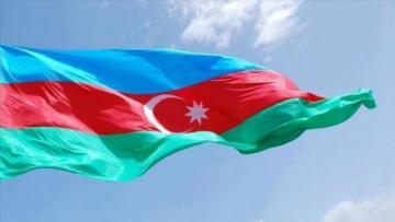 Водружение азербайджанского флага над Суговушаном (Мадагизом) - [color=red]ВИДЕО[/color]