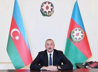 Президент: Мы что, должны вести переговоры с армянскими палачами, наносящими удар по истории азербайджанского народа?