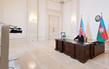 Президент Азербайджана дал интервью телеканалу «Аль-Арабия» - [color=red]ОБНОВЛЕНО[/color]