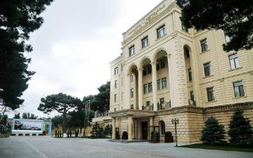 Ministry of Defense of Azerbaijan: Armenia cannot supply its troops at the front