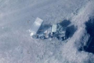 Министерство обороны: Уничтожены 2 единицы РСЗО «Град» и гаубицы армянской армии