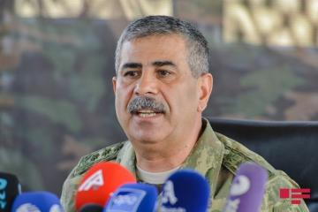 Azerbaijan's Defense Minister: If enemy uses Iskander MS, adequate measures will be taken