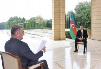 Президент Азербайджана: Одной из целей июльской провокации Армении было взять трубопровод TANAP под контроль